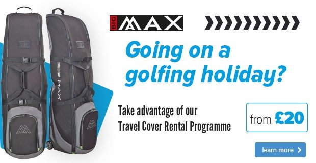 Big Max Travel Cover Rental - from £20
